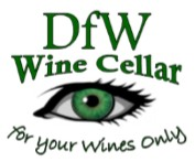 DFW WINE LOGO